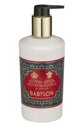 Лосьон для тела babylon (300ml) PENHALIGON'S бесцветного цвета, арт. 5056245020810   Фото 1