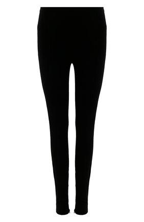 Женские леггинсы POLO RALPH LAUREN черного цвета, арт. 211846873 | Фото 1 (Материал внешний: Синтетический материал; Длина (брюки, джинсы): Стандартные; Женское Кросс-КТ: Леггинсы-одежда; Стили: Кэжуэл)