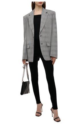 Женские леггинсы POLO RALPH LAUREN черного цвета, арт. 211846873 | Фото 2 (Материал внешний: Синтетический материал; Длина (брюки, джинсы): Стандартные; Женское Кросс-КТ: Леггинсы-одежда; Стили: Кэжуэл)