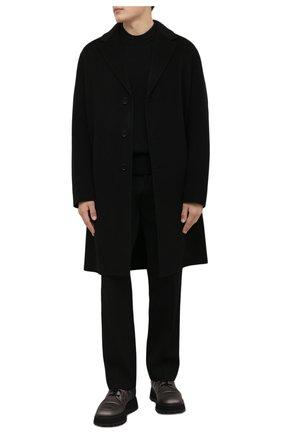 Мужские текстильные ботинки DOLCE & GABBANA серебряного цвета, арт. A60404/AQ303 | Фото 2 (Материал внешний: Текстиль; Материал внутренний: Натуральная кожа; Мужское Кросс-КТ: Ботинки-обувь, Хайкеры-обувь; Каблук высота: Высокий; Подошва: Массивная)