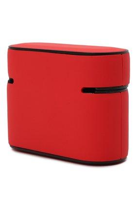 Чехол для airpods pro DOLCE & GABBANA красного цвета, арт. BP2816/AQ101   Фото 2
