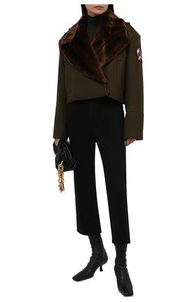 Шерстяная куртка   Фото №2