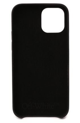 Чехол для iphone 12/12 pro OFF-WHITE черного цвета, арт. 0MPA026F21PLA003   Фото 2