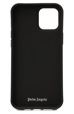 Чехол для iphone 12/12 pro PALM ANGELS фиолетового цвета, арт. PMPA030F21PLA0061001   Фото 2