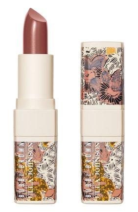 Губная помада crushed lip color, bare BOBBI BROWN бесцветного цвета, арт. ET5X-02   Фото 1