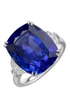 Женские кольцо MERCURY бесцветного цвета, арт. MR24619WDTANZ | Фото 1 (Материал сплава: Белое золото; Драгоценные камни: Другие, Бриллианты)