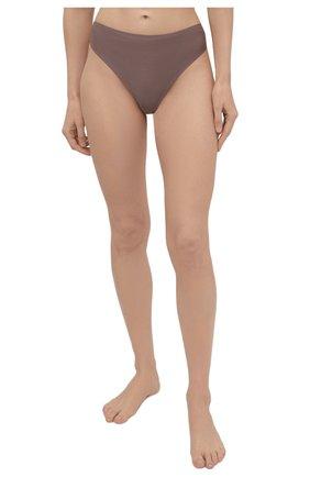 Женские трусы-стринги CHANTELLE бронзового цвета, арт. C26490 | Фото 2 (Материал внешний: Синтетический материал)