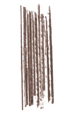 Карандаш для бровей micro brow pencil, mahogany BOBBI BROWN бесцветного цвета, арт. ENJN-02   Фото 2