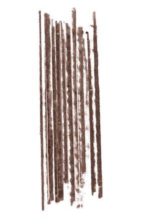 Карандаш для бровей micro brow pencil, rich brown BOBBI BROWN бесцветного цвета, арт. ENJN-08   Фото 2
