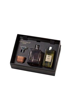 Подарочный набор bourbon vanilla (500ml) LOCHERBER MILANO бесцветного цвета, арт. 8021685621719   Фото 1 (Ограничения доставки: flammable)