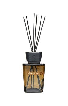 Диффузор agathis amber (500ml) LOCHERBER MILANO бесцветного цвета, арт. 8021685622853   Фото 1 (Ограничения доставки: flammable)