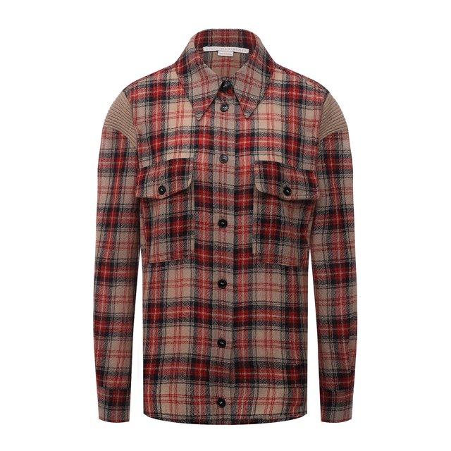 Шерстяная рубашка Stella McCartney