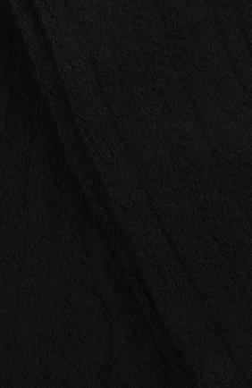 Женские хлопковые колготки VERSACE черного цвета, арт. 1001545/1A01198   Фото 2 (Материал внешний: Хлопок)