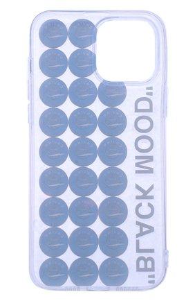 Чехол для iphone 13 pro max MISHRABOO прозрачного цвета, арт. Caviar 13 Pro Max | Фото 2