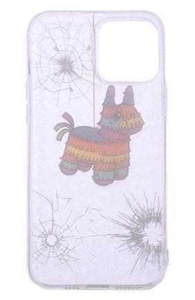 Чехол для iphone 13 pro max MISHRABOO прозрачного цвета, арт. Horse 13 Pro Max | Фото 2