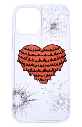 Чехол для iphone 13 pro max MISHRABOO прозрачного цвета, арт. Heart 13 Pro Max | Фото 1