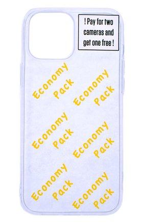 Чехол для iphone 13 pro max MISHRABOO прозрачного цвета, арт. Economy 13 Pro Max | Фото 1