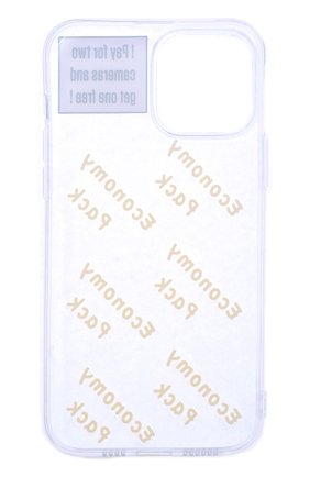 Чехол для iphone 13 pro max MISHRABOO прозрачного цвета, арт. Economy 13 Pro Max | Фото 2