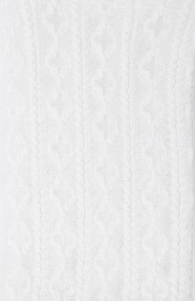 Женские носки FALKE белого цвета, арт. 41443 | Фото 2 (Материал внешний: Синтетический материал)