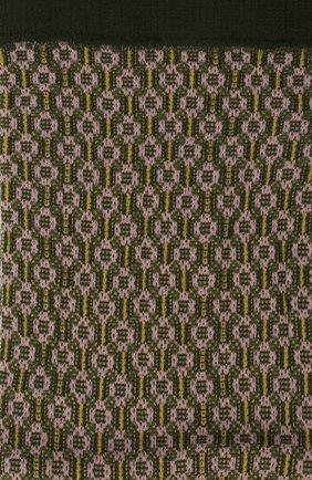 Женские носки FALKE зеленого цвета, арт. 41448 | Фото 2 (Материал внешний: Синтетический материал)