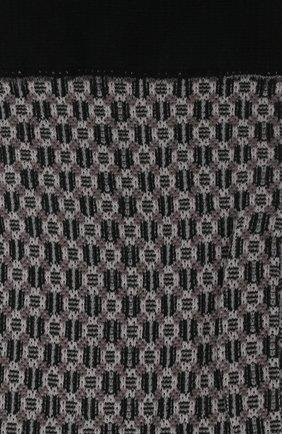 Женские носки FALKE черного цвета, арт. 41448 | Фото 2 (Материал внешний: Синтетический материал)