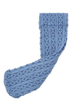 Женские носки FALKE синего цвета, арт. 41443 | Фото 1 (Материал внешний: Синтетический материал)