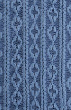 Женские носки FALKE синего цвета, арт. 41443 | Фото 2 (Материал внешний: Синтетический материал)