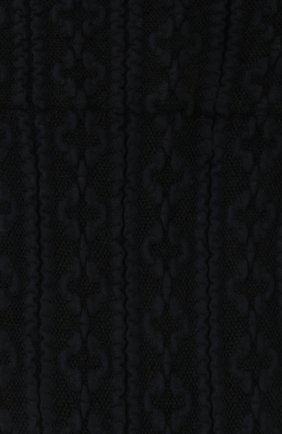 Женские носки FALKE черного цвета, арт. 41443 | Фото 2 (Материал внешний: Синтетический материал)