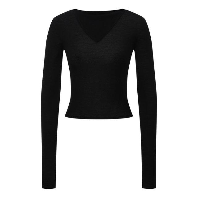 Кашемировый пуловер Rick Owens