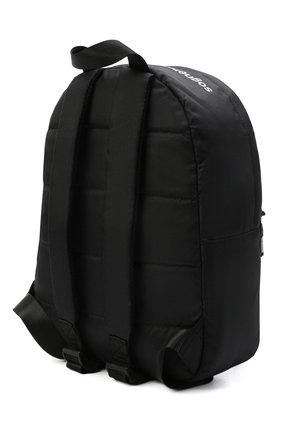 Детская рюкзак MSGM KIDS черного цвета, арт. MS027729   Фото 2 (Материал: Текстиль)