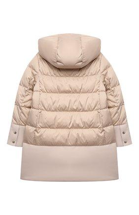 Пуховое пальто | Фото №2