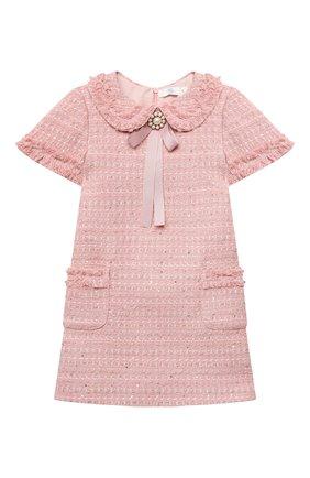 Хлопковое платье Коко | Фото №1