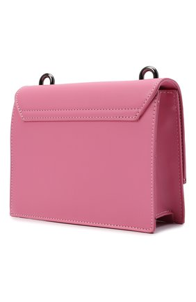 Детская сумка MSGM KIDS розового цвета, арт. MS027727   Фото 2 (Материал: Экокожа)
