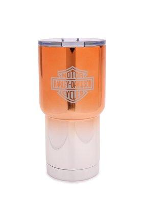 Кружка-термос HARLEY-DAVIDSON оранжевого цвета, арт. 3SSH4900TB | Фото 1
