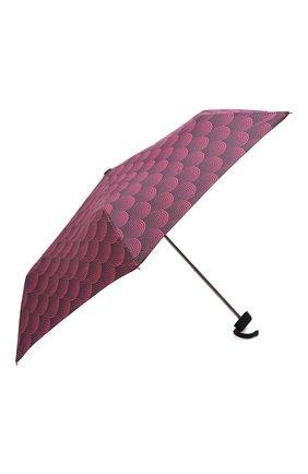 Женский складной зонт DOPPLER разноцветного цвета, арт. 722865T02   Фото 2 (Материал: Синтетический материал, Текстиль)