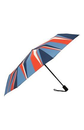 Женский складной зонт DOPPLER разноцветного цвета, арт. 744865GM   Фото 2 (Материал: Синтетический материал, Текстиль)