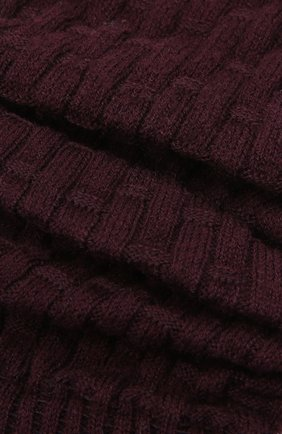Женские гетры из хлопка и шерсти FALKE красного цвета, арт. 46889   Фото 2 (Материал внешний: Хлопок)