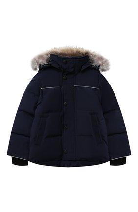 Пуховая куртка Snowy Owl | Фото №1