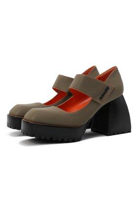 Кожаные туфли Bulla Babies   Фото №1