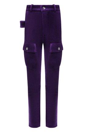 Вельветовые брюки | Фото №1