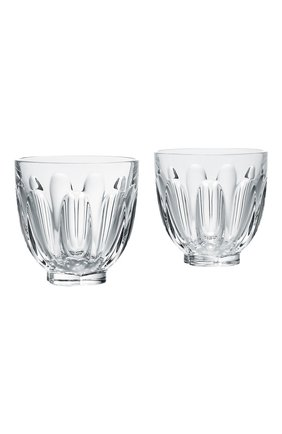 Набор из двух стаканов для виски Faunacrystopolis | Фото №1