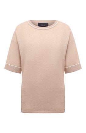 Пуловер из хлопка и кашемира | Фото №1