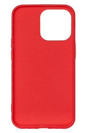 Чехол для iphone 13 pro MISHRABOO красного цвета, арт. Real blonde 13 Pro | Фото 2