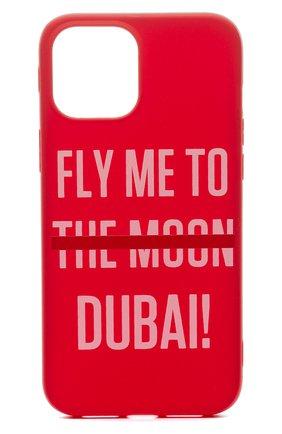 Чехол для iphone 13 pro max MISHRABOO красного цвета, арт. Dubai 13 Pro Max | Фото 1