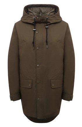 Женская комплект из парки и утепленной куртки POLO RALPH LAUREN зеленого цвета, арт. 211844802 | Фото 1 (Материал внешний: Синтетический материал, Хлопок; Длина (верхняя одежда): До середины бедра; Материал подклада: Синтетический материал; Рукава: Длинные; Кросс-КТ: Куртка; Стили: Спорт-шик)