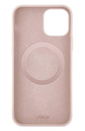 Чехол для iphone 12/ 12 pro UBEAR розового цвета, арт. CS79LR61TH-I20M | Фото 2