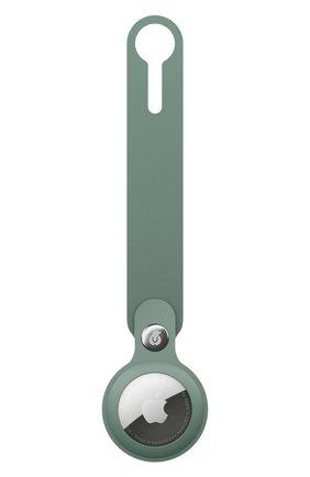 Подвеска для air tag UBEAR зеленого цвета, арт. CS96GR01TH-AT1 | Фото 1
