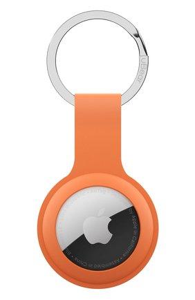 Подвеска для air tag UBEAR оранжевого цвета, арт. CS97OR01THR-AT1 | Фото 1
