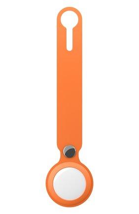 Подвеска для air tag UBEAR оранжевого цвета, арт. CS96OR01TH-AT1 | Фото 2