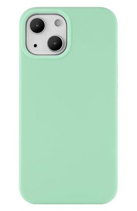 Чехол для iphone 13 mini UBEAR светло-зеленого цвета, арт. CS99LG54TH-I21M | Фото 1